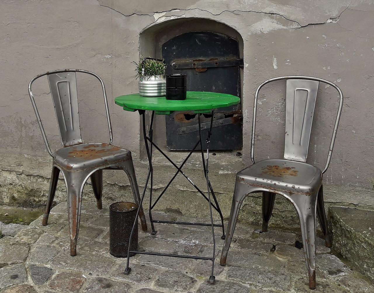 Tout savoir sur la chaise métallique de Xavier Pauchard (Chaise A)